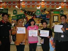 JG Shopping Challenge - Pemenang