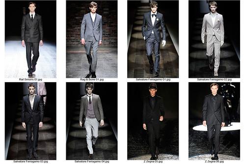 F/W09 Suits #3