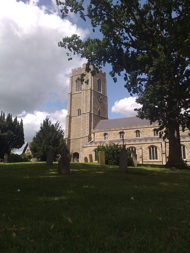 St George's Church, Littleport by familytreeuk