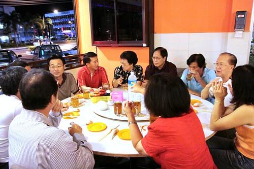 2009.11.20-21 004 Dinner at Hakka