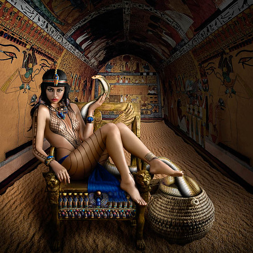 Cleopatra - The Seductress