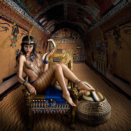 Cleopatra - The Seductress