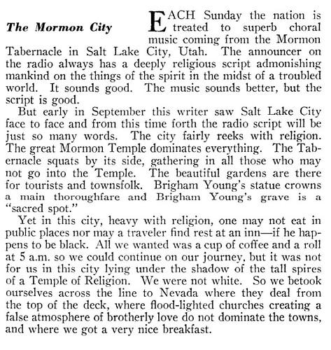 The Mormon City - Crisis Magazine, November 1939 by vieilles_annonces