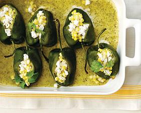 Martha's stuffed peppers