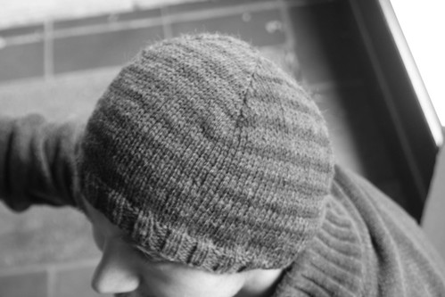 Turn a Square Beanie