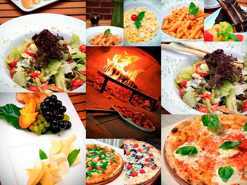 olivia's menu