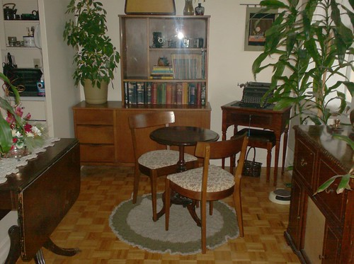 My Furnished Parlour