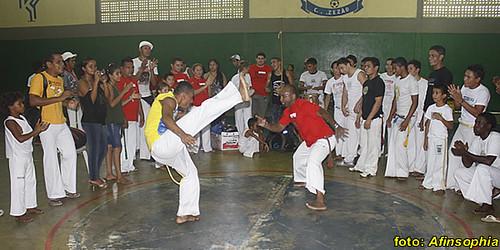 Capoeira 2º Open 23 por você.