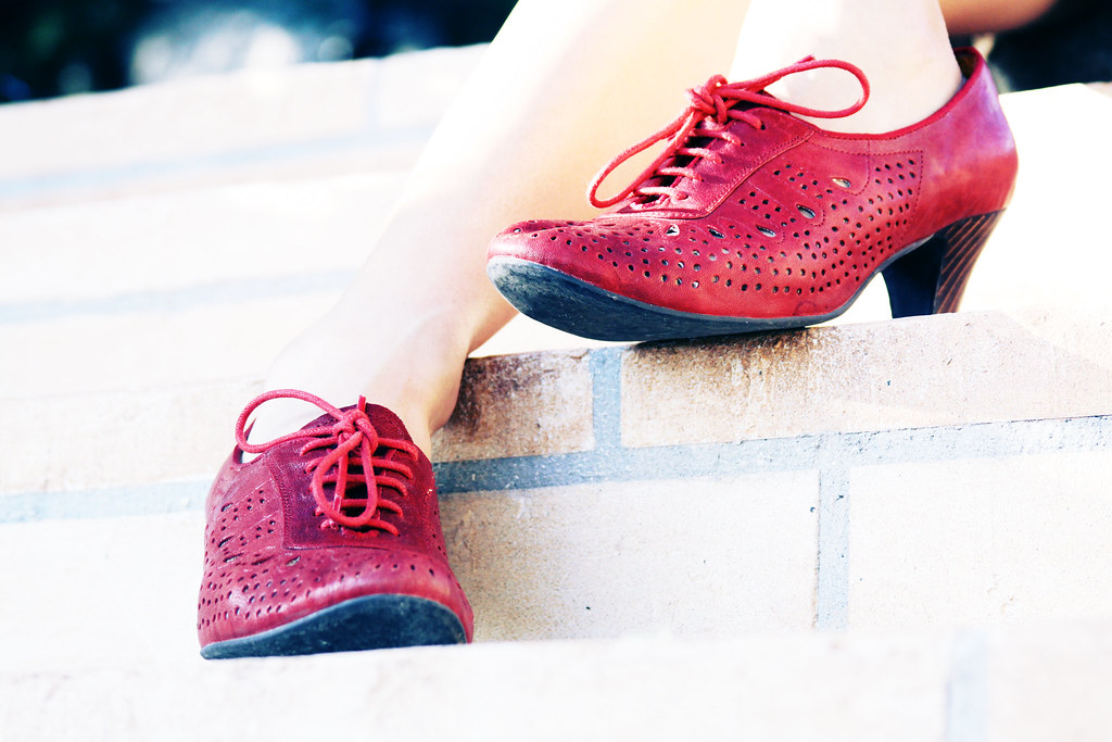 Red Red Shoes