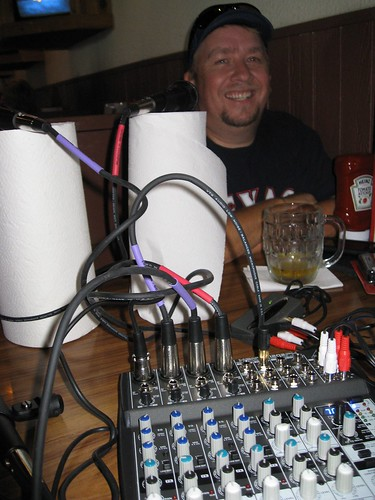 Bryan, a Beer & a Mixer