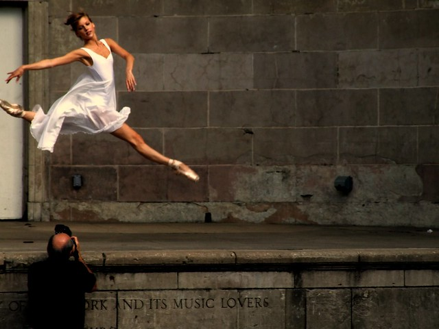 ballet, and its music lovers.