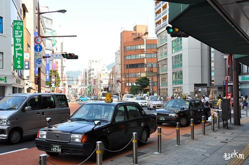 Kokura city