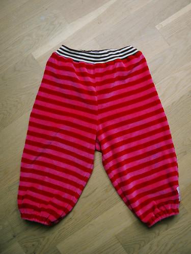 Long Time No Sewing Pants