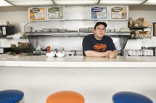 Victor Munoz | Merry Anns Diner