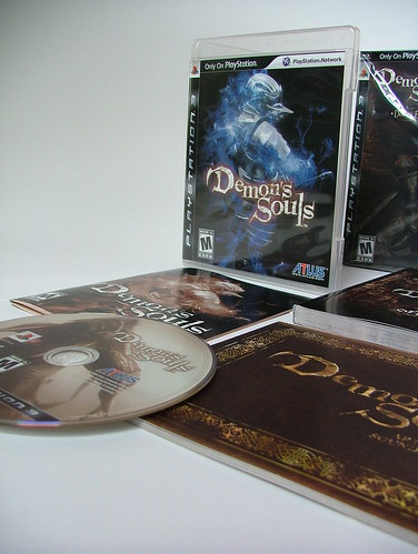 Demon's Souls: Deluxe Edition