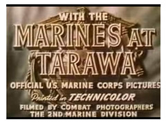 Marines at Tarawa