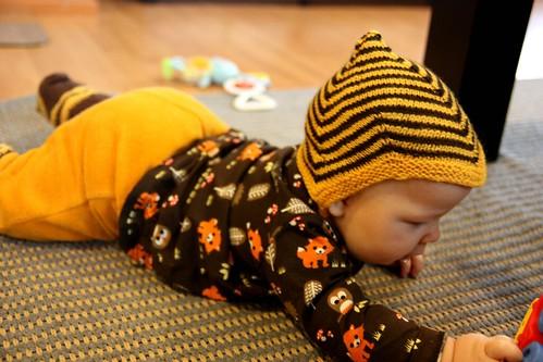 Norwegian Sweet Baby Cap