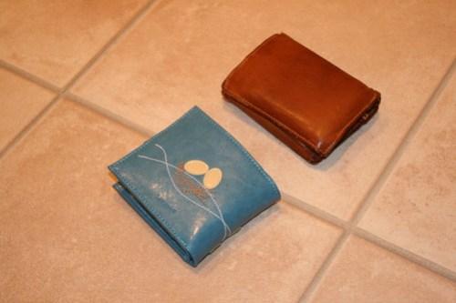 Ny plånbok