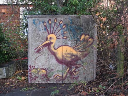 Vogel por simongroenewolt