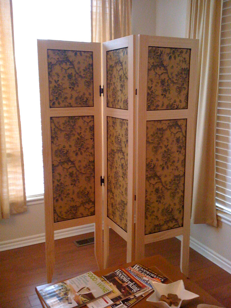 Decorative Screen (finished)