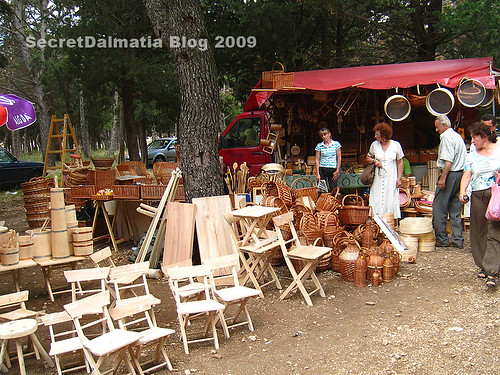 The woodworks from inner Croatia