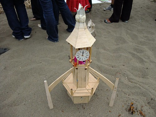 Balsa Man 2009. Baker Beach San Francisco. FREE 28