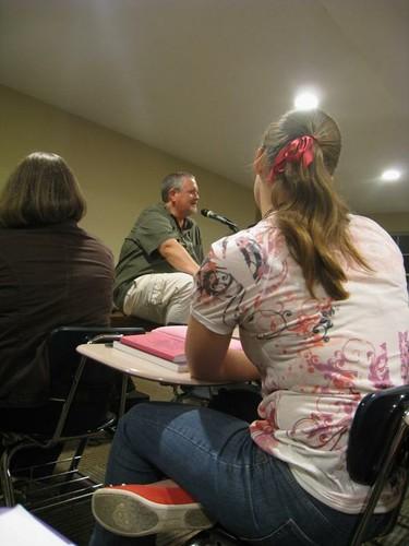 OSC Writing Class 2009