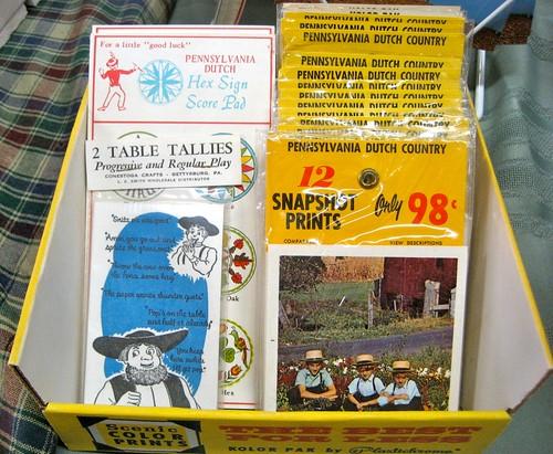 Table Tallies & Snapshot Prints