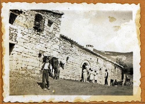ADACAS - 03-3: Ermita de Ordás, Nueno, Huesca. 1921-1924