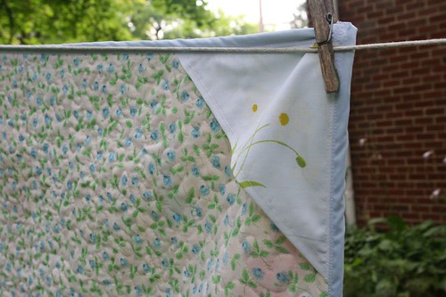 Picnic Quilt Pocket