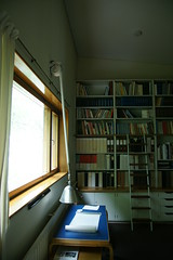 The Aalto House - mezzanine