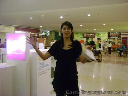 Angel Aquino an enthusiastic hosts