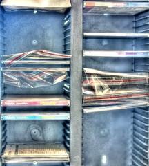 Abandoned CDs