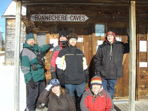 Bonnechere Caveat GC1Z4CP