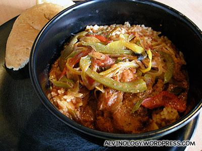 Friday - Cajun Fish Stew