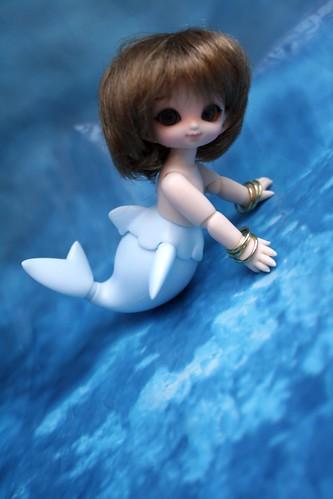 158/365- Pukipuki Poseidon