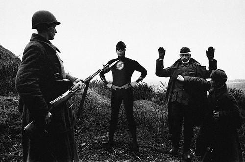 Captivity of German Soldiers, 25 april 1945