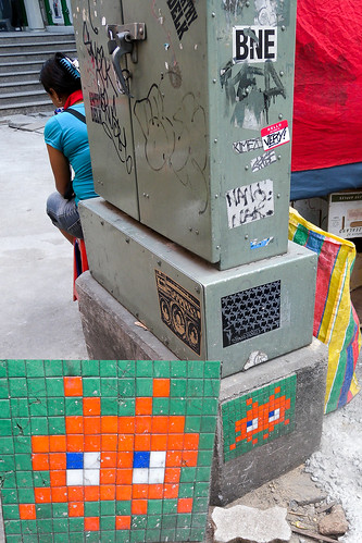 Surviving Space-Invader in Bangkok