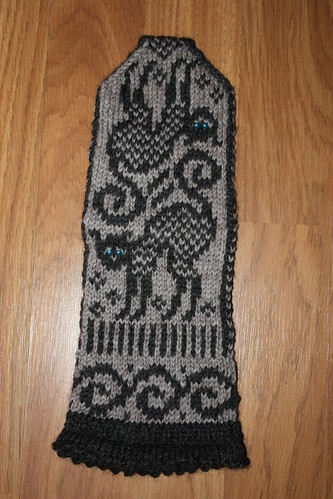 Siamese Knittens