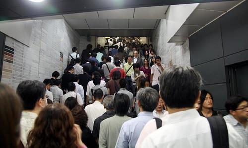 JR新宿站 @ 新宿