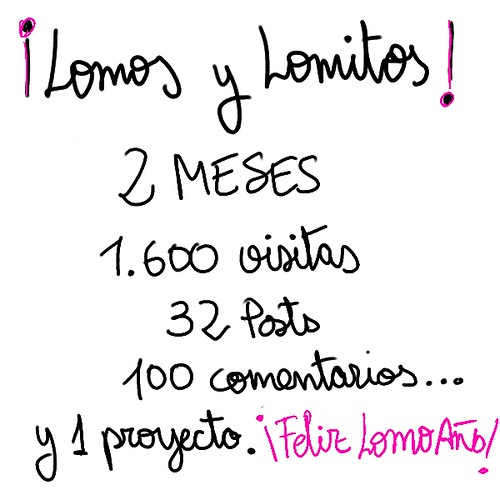 Los números de Lomos y Lomitos!