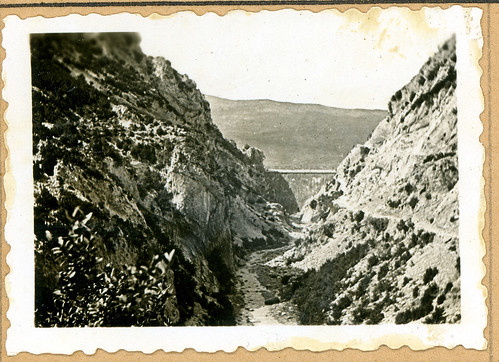 ADACAS - 01-7: Pantano de Arguis, Huesca. 1921-1924