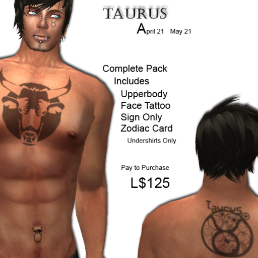[HUZ]-Taurus-Advert