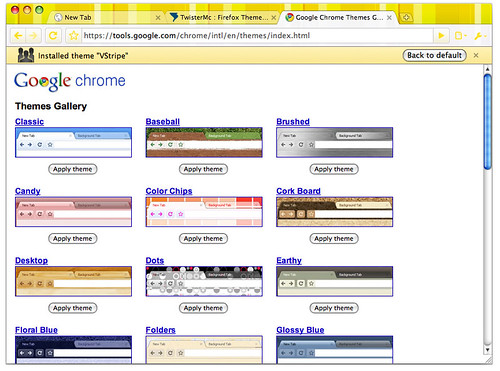 Chrome Chrome Mac Themes