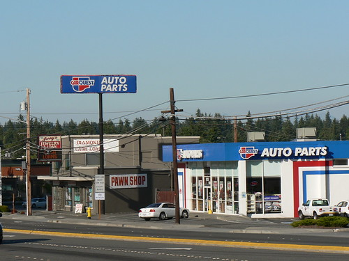 Rt. 99 in Lynnwood