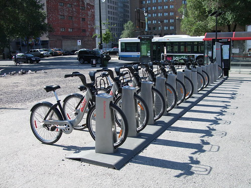 Coming soon to London - the Bixi