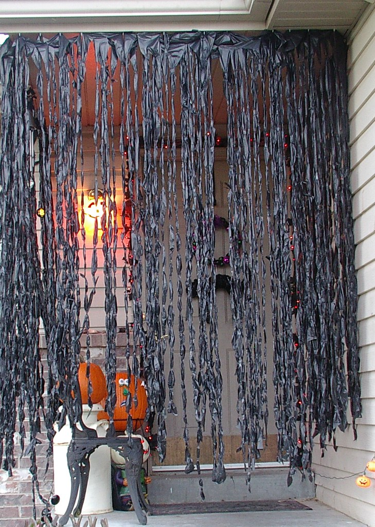 front door at the moment