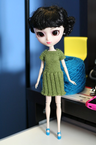 Penelope's Knit Dress