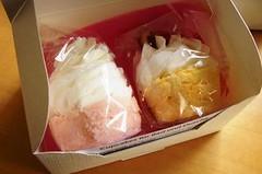 Cupcakes für Bad und Dusche