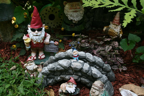 Meeting my Penna. Gnome pals